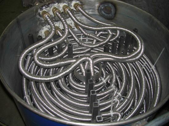 Теплообменник давление 10 бар присоединение 80 мм плиты с нержавеющим покрытием ferroli domiproject c24 теплообменник купить